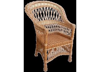 Крісла і стільці з лози
