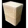 Плетені кошики для білизни з лози