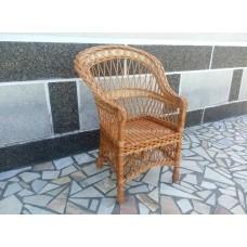 """Крісло з лози """"Нарцис"""""""