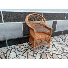 """Крісло з лози """"Просте"""""""
