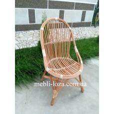 """Крісло з лози """"Ракушка"""""""